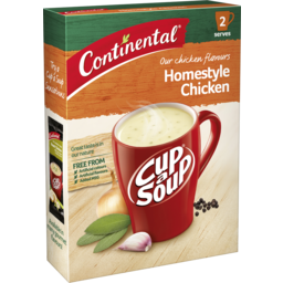 Photo of Continental Homestyle Cup a Soup Ckn 46gm