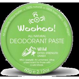 Photo of Woohoo Natural Deodorant Paste - Wild