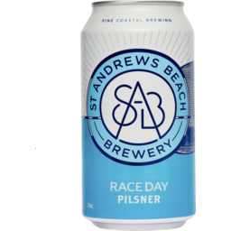 Photo of St Andrews Beach Brewery Race Day 330ml