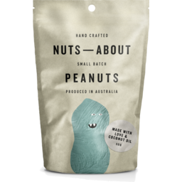 Photo of Nuts About Peanuts Orig 50g