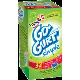 Photo of Yoplait Go Gurt Strawberry