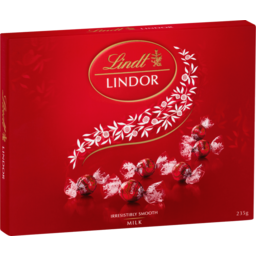 Photo of Lindt Lindor Milk Gift Box 235g