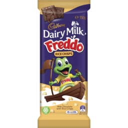 Photo of Cadbury Dairy Milk Freddo Rice Crisps 150g