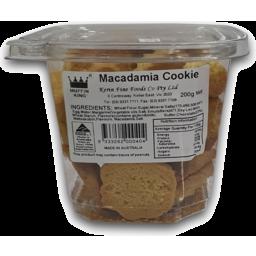 Photo of Muffin King Cookie Macadamia200g