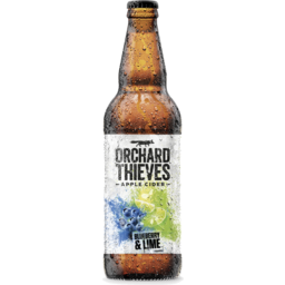 Photo of Orchard Thieves Blueberry Lime 500ml