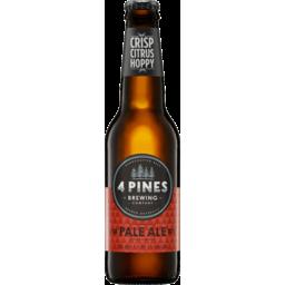 Photo of 4 Pines Pale Ale 330ml Bottle