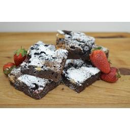 Photo of Chocolate Berry Brownie