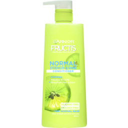 Photo of Garnier Fructis Normal Strength & Shine Conditioner 850ml For Normal Hair