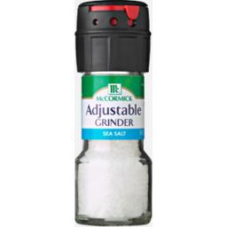 Photo of Mccormick Salt Sea Adjustable Grinder 60gm