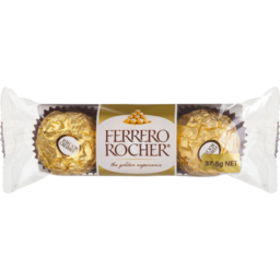 Photo of Ferrero Rocher T3 37.5g