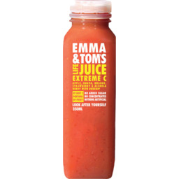 Photo of Emma & Tom's Extreme C Juice 350ml