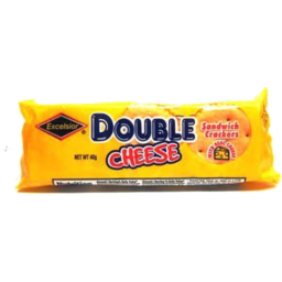 Photo of Excelsior Double Cheese & Crackers