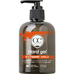 Photo of Organic Care Hard Gel 250g