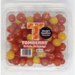 Photo of Tomatoes Tomberry 125g