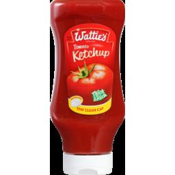 Photo of Wattie's Upside Down Sauce Tomato Ketchup 560g