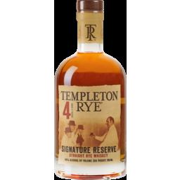 Photo of Templeton Rye 4yo