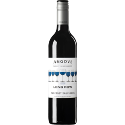 Photo of Angove L/Row Cab Sauv 750ml