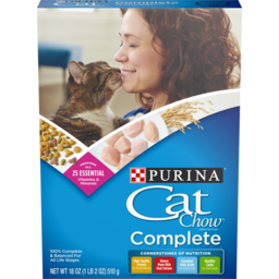 Photo of Purina Cat Chow Complete Dry Food 510g