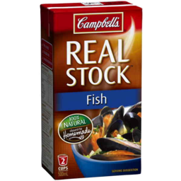 Photo of Campbell's Real Stock Fish 500ml