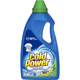 Photo of Cold Power Laundry Liquid Eucalypt Fl+Tl1l