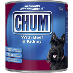 Photo of Chum Beef And Kidney 700g