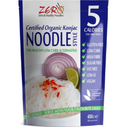Photo of Zero Slim & Healthy Kojac - Noodles Style