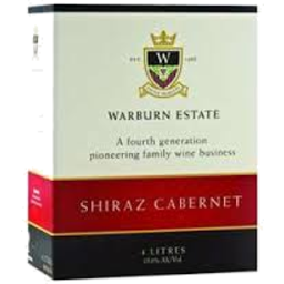 Photo of Warburn Premium Shiraz Cabernet
