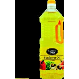 Photo of Garden Fresh Sunflower Oil 2 Litre