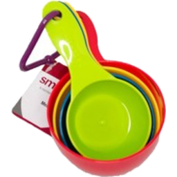 Photo of 4 Pc Measuring Cups