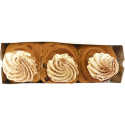 Photo of Drakes Cinnamon Buns 3 Pack 250g