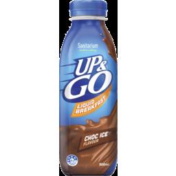 Photo of Sanitarium Up&Go Liquid Breakfast Choc Ice 500ml
