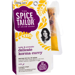 Photo of S/Tailor Korma Curry Sce 300gm
