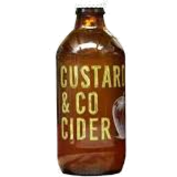Photo of Custard & Co Original Cider Bottles