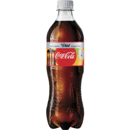 Photo of Coca Cola Diet Coke Bottle