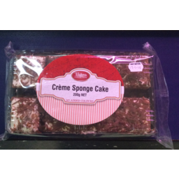 Photo of Baker's Collection Crème Sponge Cake 200gm