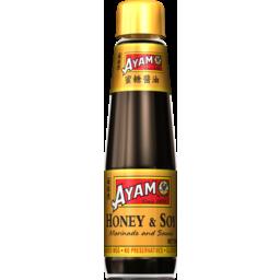 Photo of Ayam Honey & Soy Marinade And Sauce 210ml 210ml