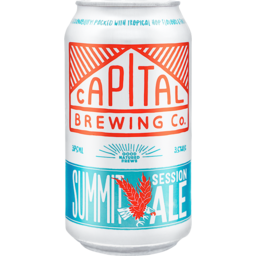 Photo of Capital Brewing Summit Session Ale Can