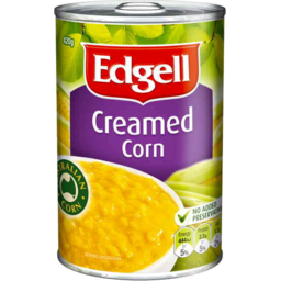 Photo of Edgell Creamed Corn 420g