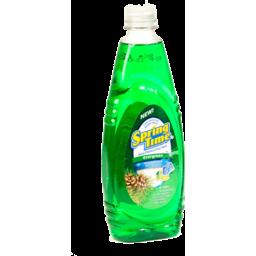 Photo of Springtime Dishwashing Liquid Evergreen