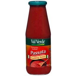 Photo of Val Verde Italian Passata Cooking Sauce 700gm