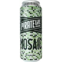 Photo of Pirate Life Mosaic IPA Cans