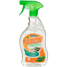 Photo of Orange Power Multi Purpose Cleaner 750ml
