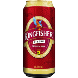 Photo of Kingfisher Strong 500ml