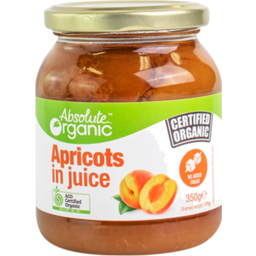 Photo of Absolute Organic Apricots In Juice
