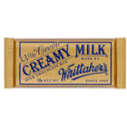 Photo of Whittakers Creamy Milk Slab 50g