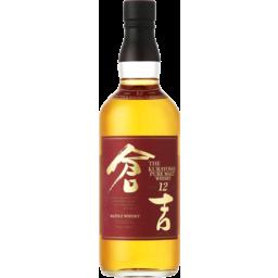 Photo of Kurayoshi 12yo Whisky Pure Malt Cask