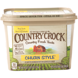 Photo of Country Crock Churn Style Spread 45 Oz