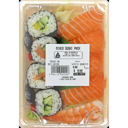 Photo of Mixed Sushi Pack