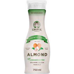 Photo of Califia Farms Unsweetened Almond Beverage, 750 Ml