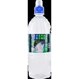 Photo of Crystal Spring Water Pop Top 750ml